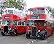 Buses Through The Ages